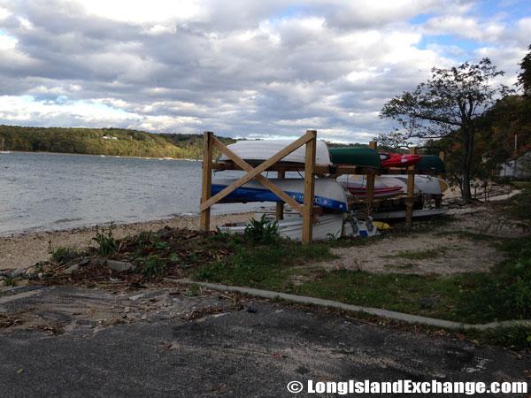 Poquott Beach Canoes