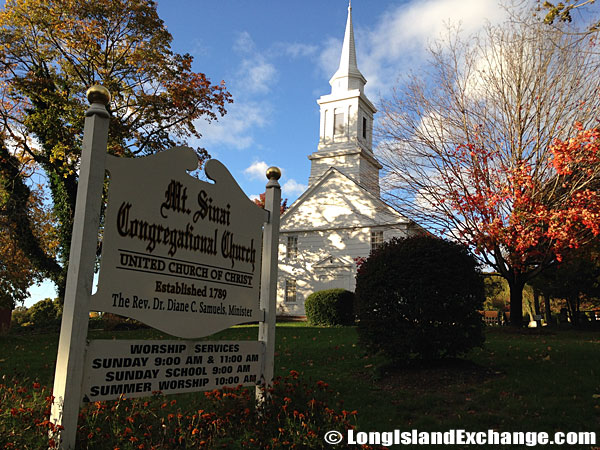Mount Sinai Congregational Church