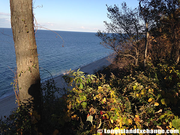 Breathtaking views of Long Island Sound