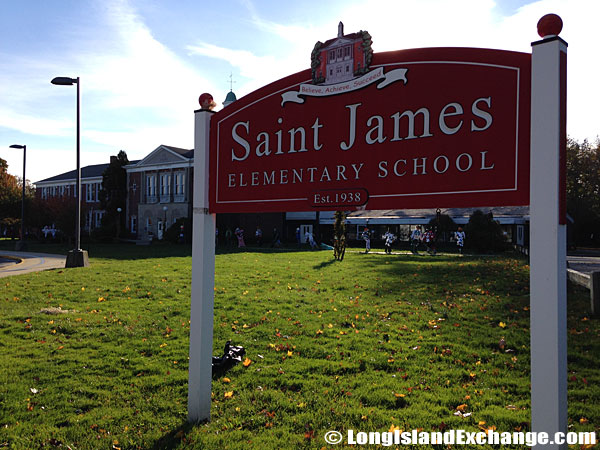 Saint James Elementary School