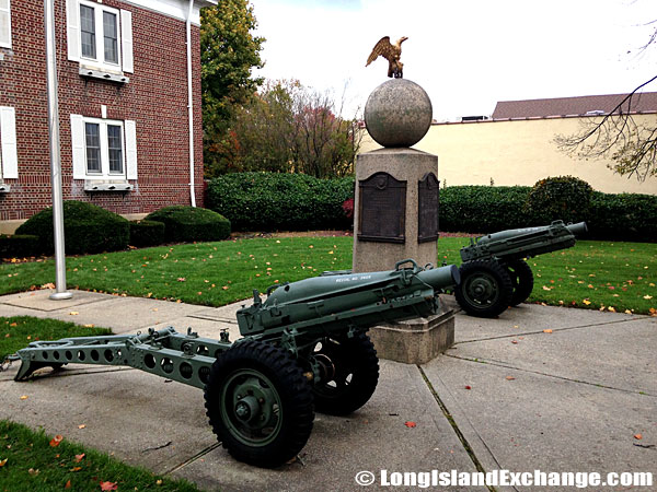 Vintage Ground Cannons