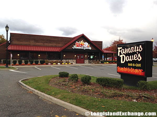 Famous Dave Bar-B-Que