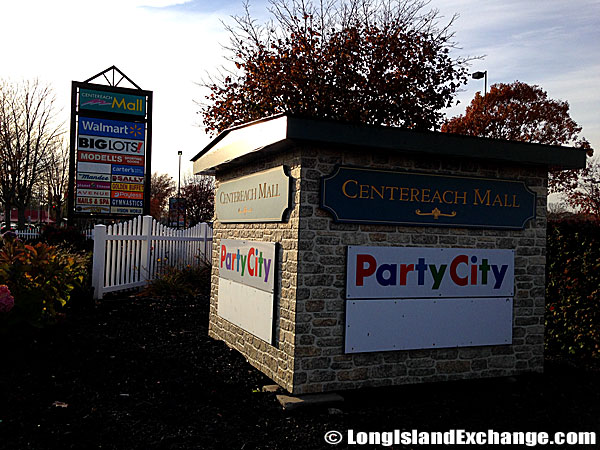 Centereach Mall Shopping Center