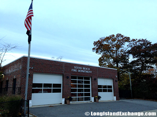 Sound Beach Fire Department Garage