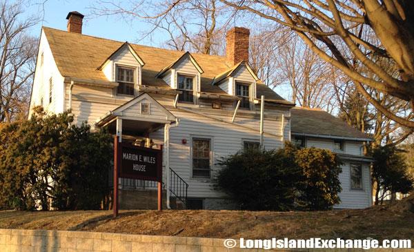Marion E. Wiles House