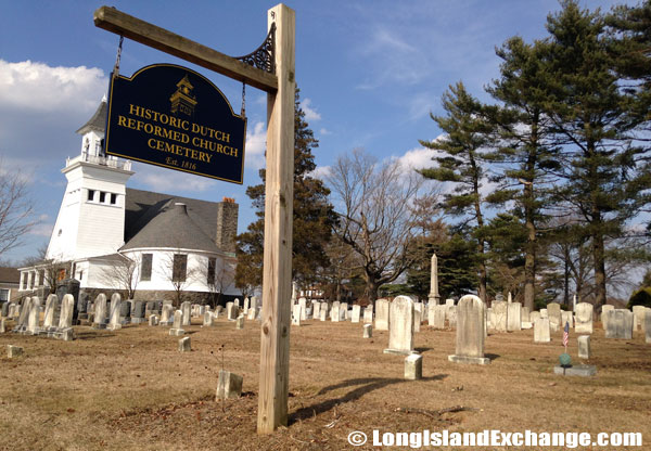 Manhasset Dutch Reformed Church Cemetery