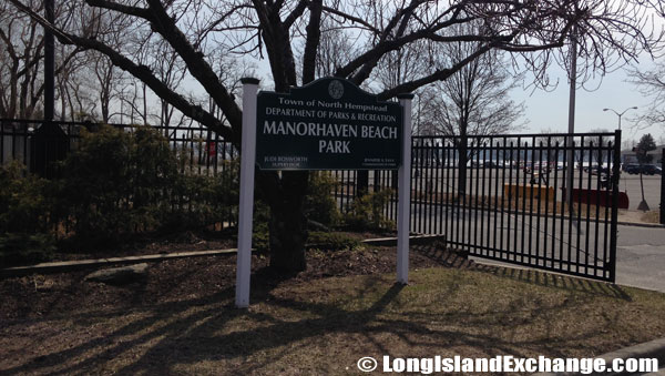Manorhaven Beach Park