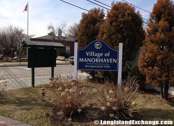 Village of Manorhaven Welcome