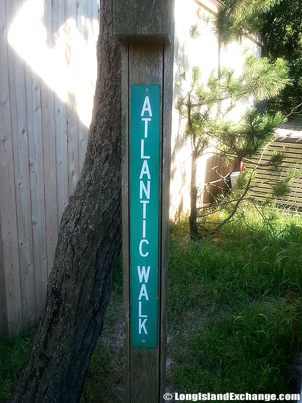 Atlantic Walk, Fire Island Pines
