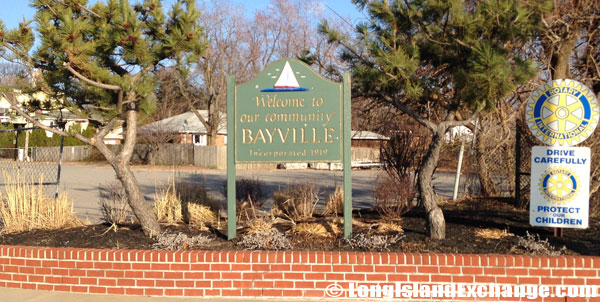 Bayville Sign
