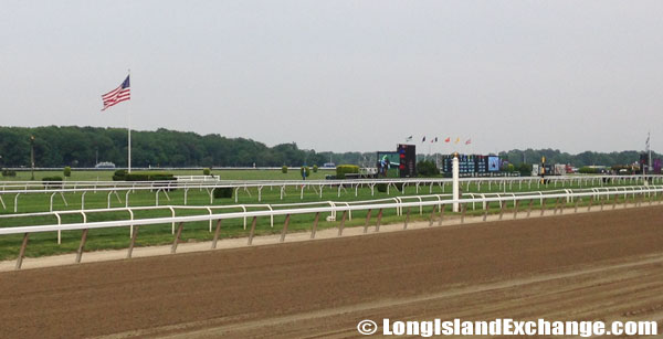 Belmont Race Track 430-acres