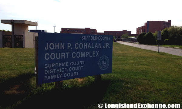 The new Cohalan County Court Complex.
