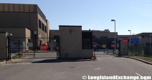Nassau County Sewage Treatment Plant