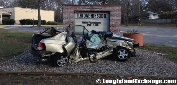 Glen Cove High School DWI Car