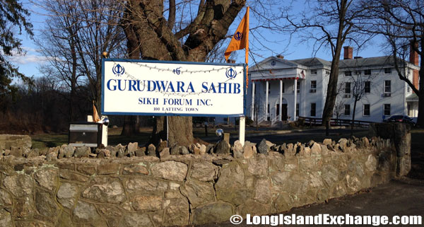 Gurdwara temple