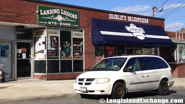 Charlie's Deli and Landing Liquors