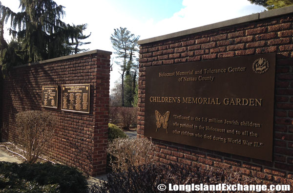 Holocaust Children Memorial Garden