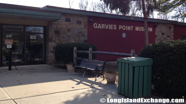 Garvies Point Museum Building