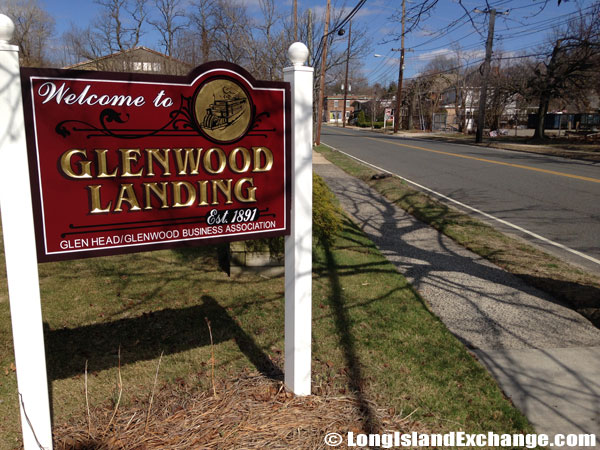 Glenwood Landing 1891