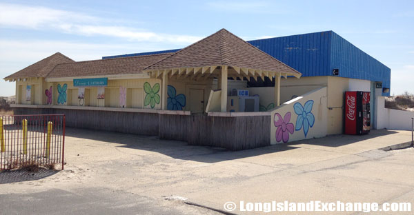 Nickerson Beach Concession Stand