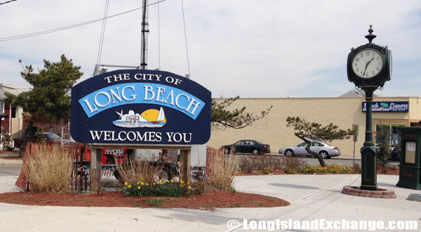 Long Beach Welcome