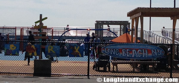 Long Beach Community Playground