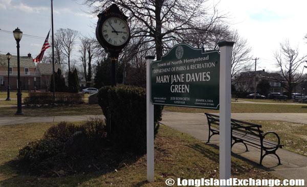 Mary Jane Davies Green