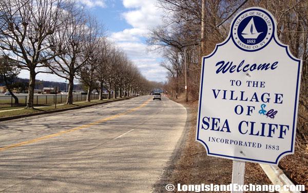 Sea Cliff New York