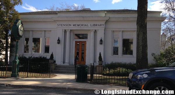 Stenson Memorial Children Library