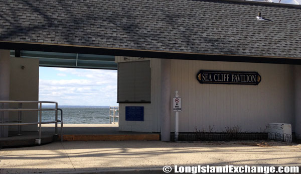 Sea Cliff Beach Pavilion