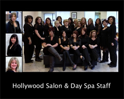 Hollywood-Salon