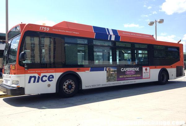 Long Island Bus NICE
