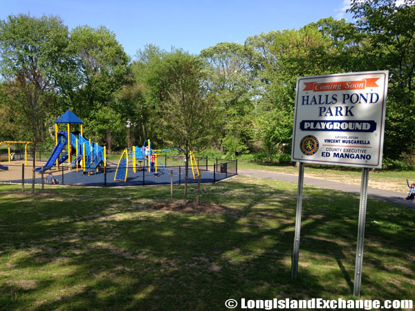 Hall Pond Park Playground