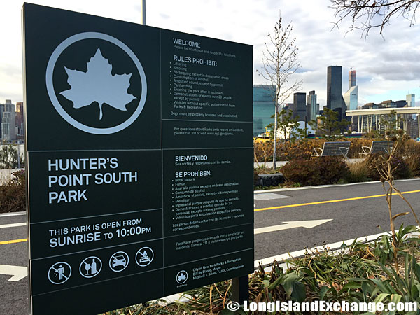 Hunter Point South Park