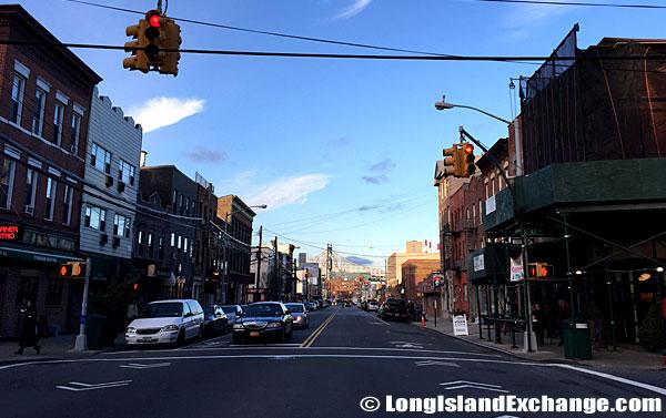 Long Island City Street