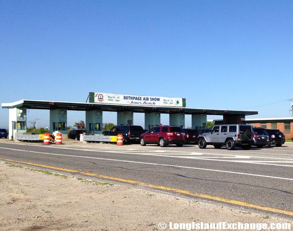 Bethpage Air Show Traffic