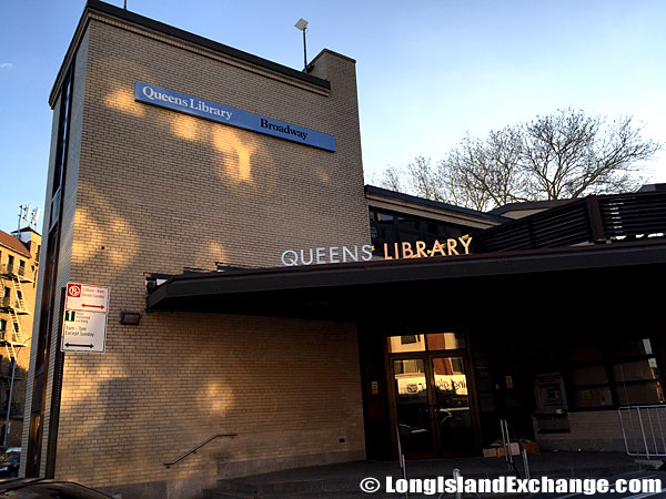 Queens Broadway Library