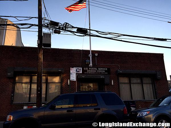 Postal Service Steinway Station