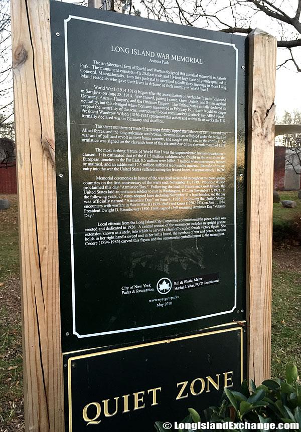 Long Island War Memorial