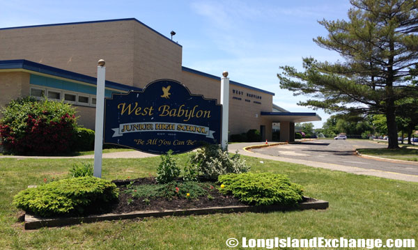 West Babylon Junior High School