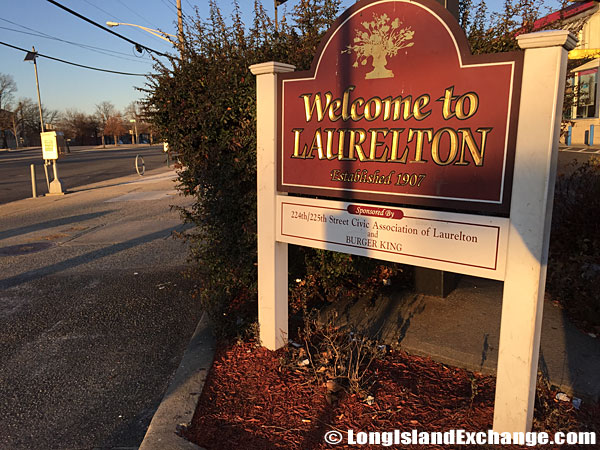 Laurelton Established 1907