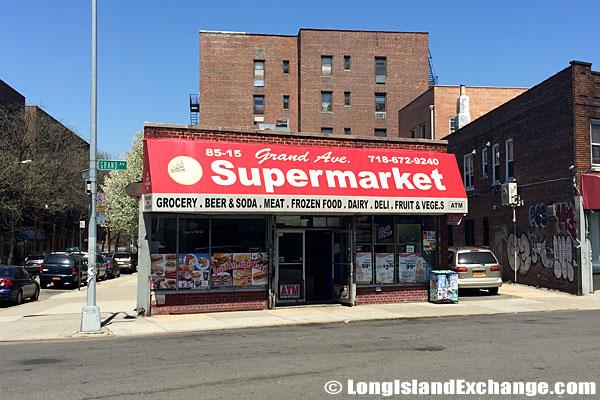 Grand Avenue Supermarket