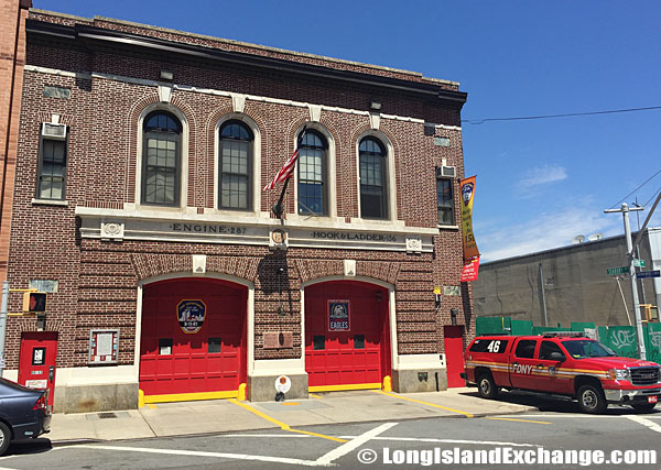 FDNY Engine 287/Ladder 136