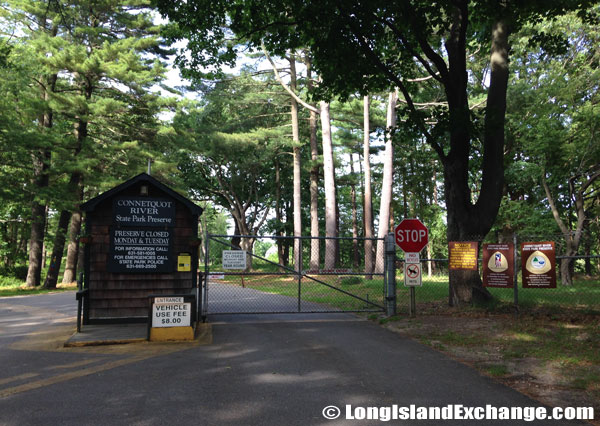 Connetquot River State Park Fees