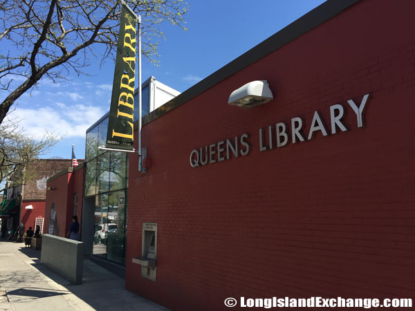 Sunnyside Queens Library