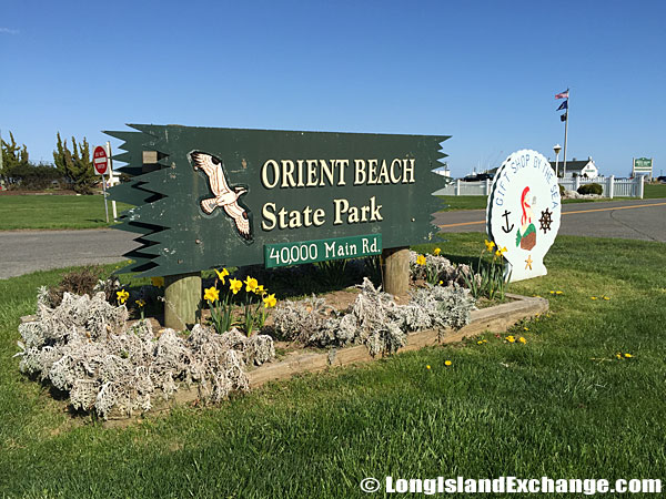 Orient Beach State Park 40,000 Main Road