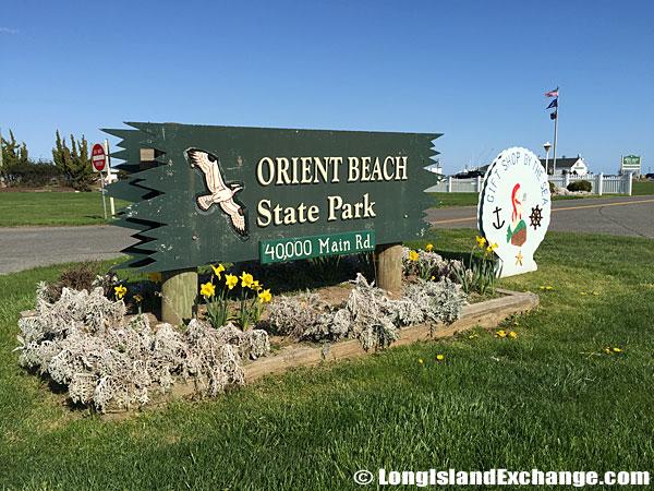 Orient Beach State Park 40,000 Main Road