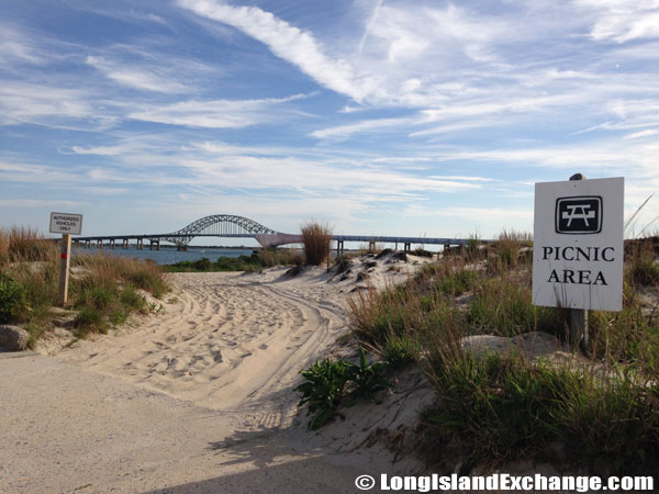 301 moved permanently for Captree state park fishing
