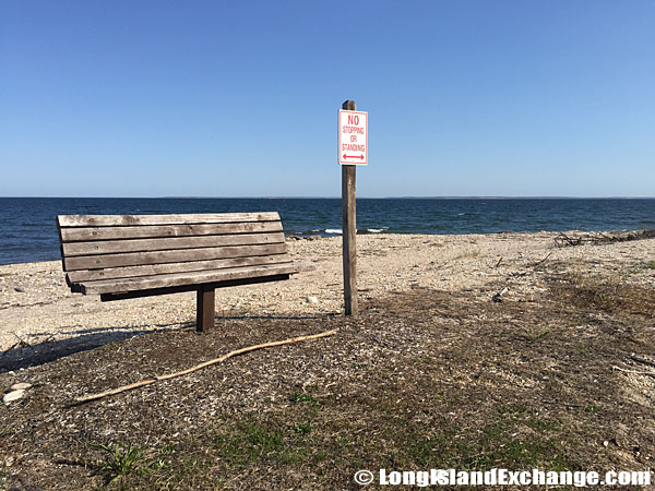 Orient Beach State Park Gardiner Bay