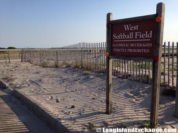 Parking Lot #2 Softball West Field